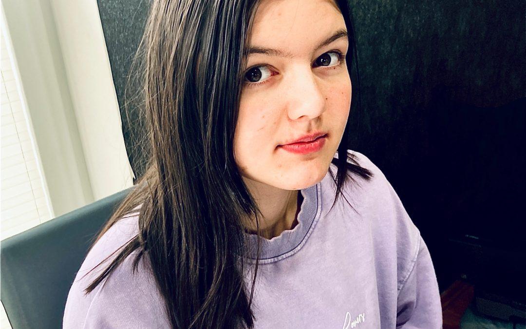 Larisa Mesarič je zasedla 2. mesto na 10. Mladi pesniški olimpijadi