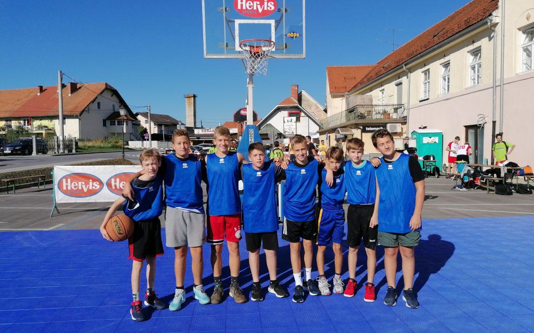 Turnir v ulični košarki za pokal Slovenske Bistrice 2021